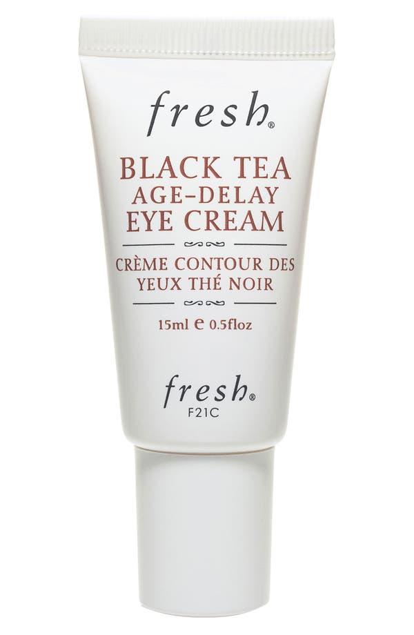 Main Image - Fresh® 'Black Tea Age-Delay' Eye Cream