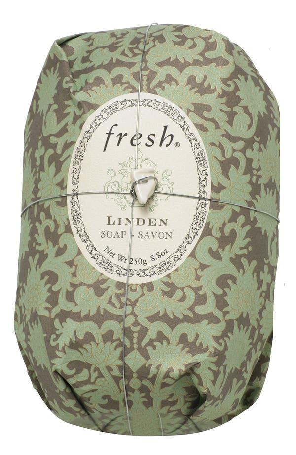 Alternate Image 1 Selected - Fresh® 'Linden' Oval Soap