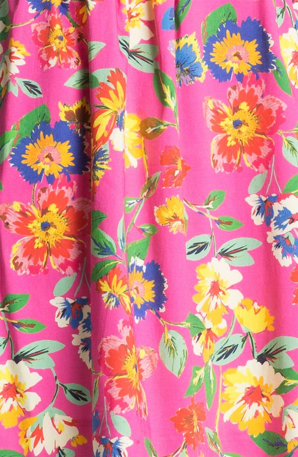 Alternate Image 3  - kate spade new york 'sonja' stretch cotton fit & flare dress