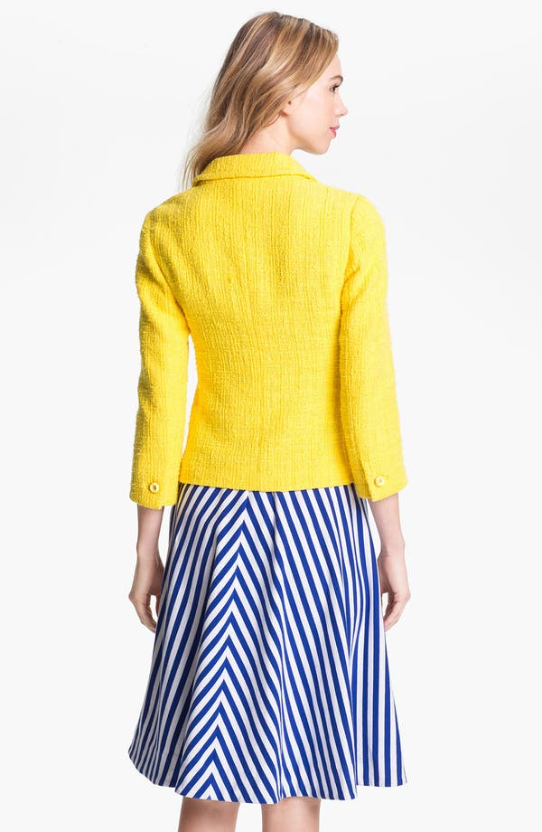 Alternate Image 2  - kate spade new york 'hadley' crop jacket