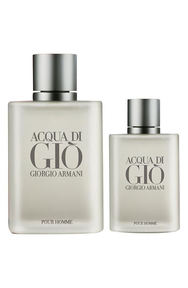 Alternate Image 2  - Acqua di Giò pour Homme Fragrance Gift Set ($110.50 Value)