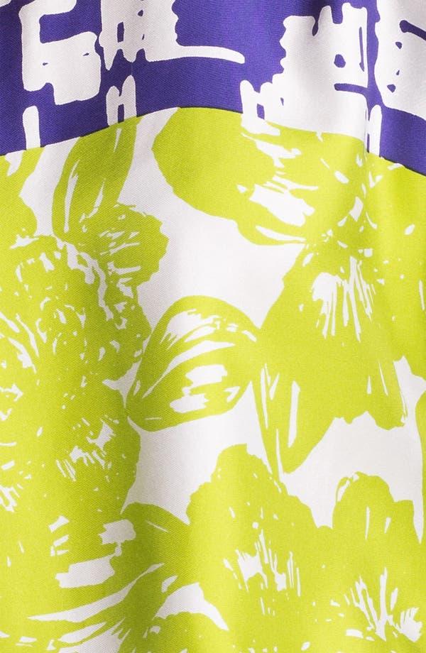 Alternate Image 3  - Trina Turk 'Tiki' Silk Top