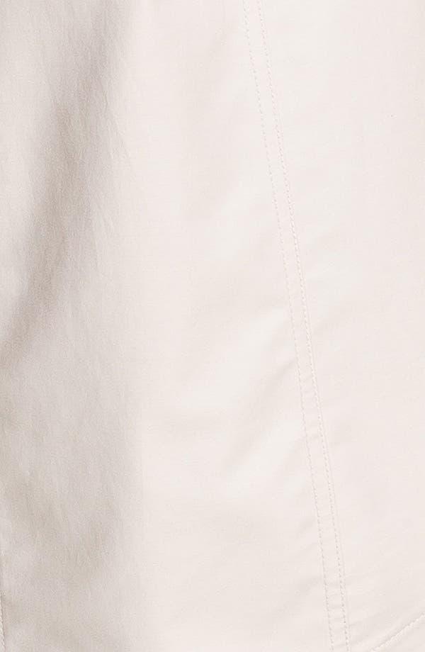 Alternate Image 3  - Trina Turk 'Marcia' Mackintosh Coat