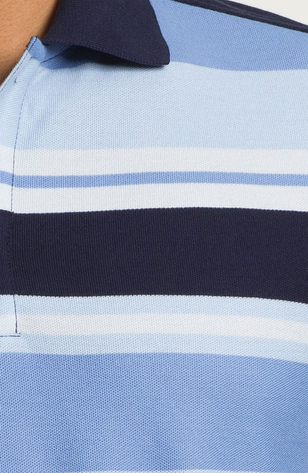 Alternate Image 3  - Nordstrom Stripe Polo