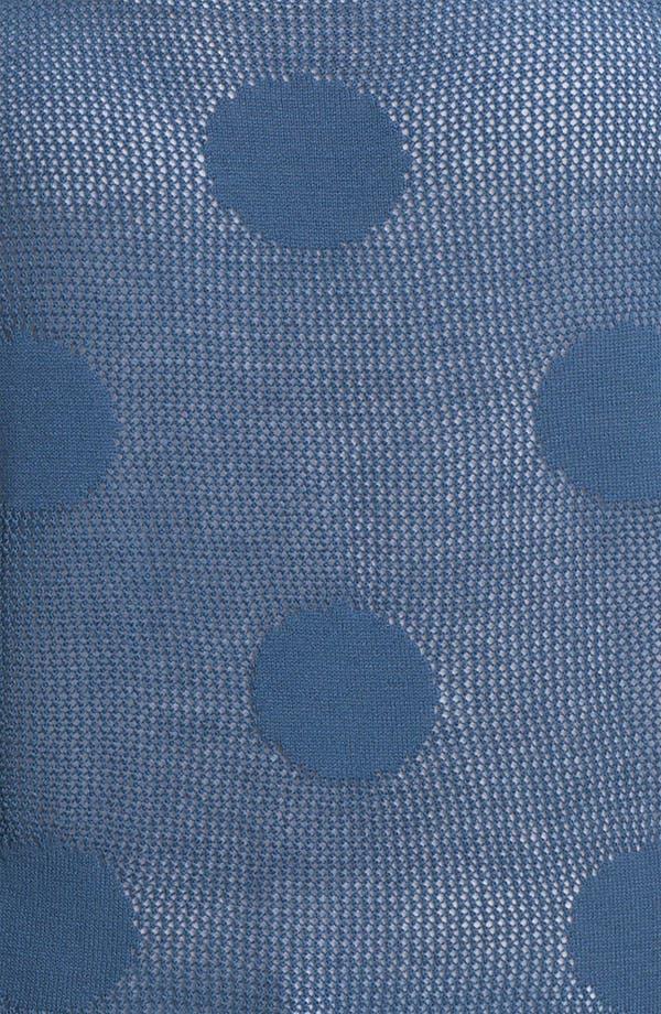 Alternate Image 3  - Max & Mia Polka Dot Sweater