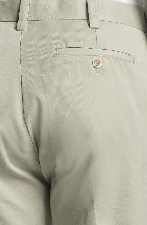 Alternate Image 3  - ROAD 'Lux' Flat Front Twill Trousers