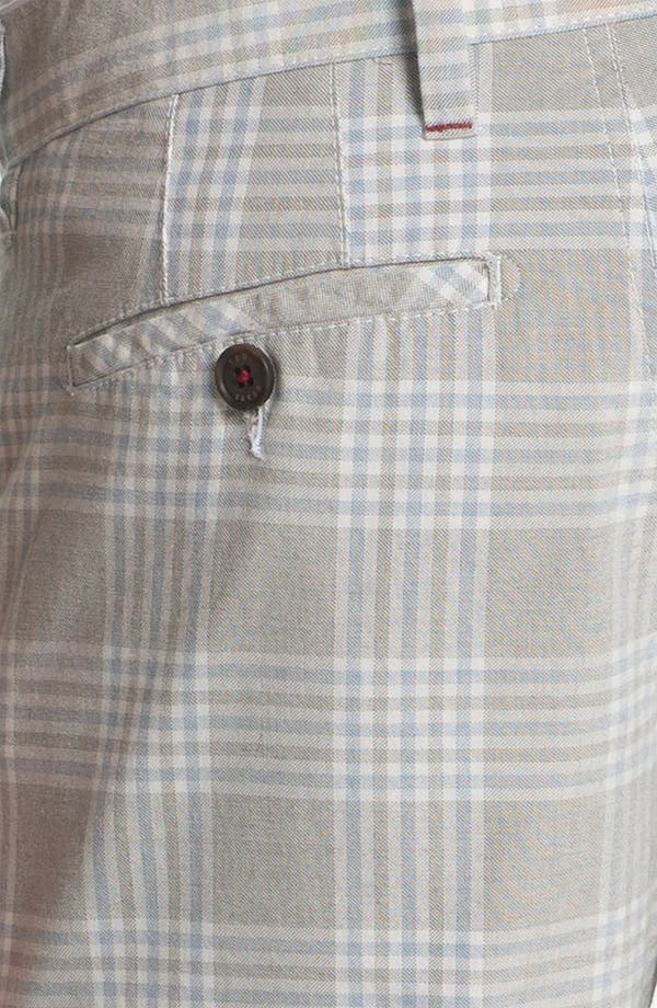 Alternate Image 3  - Ted Baker London 'Yaxley Check' Shorts
