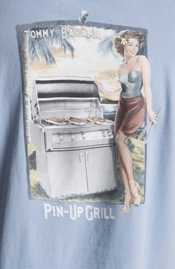 Alternate Image 3  - Tommy Bahama 'Pin-Up Grill' T-Shirt