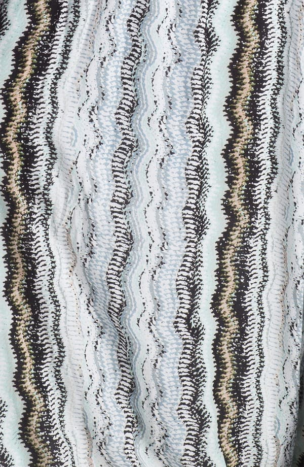 Alternate Image 3  - Ella Moss Zigzag Print Maxi Dress