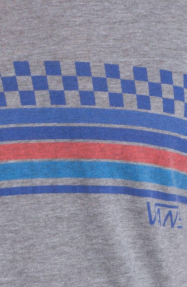 Alternate Image 3  - Vans 'Pista' T-Shirt