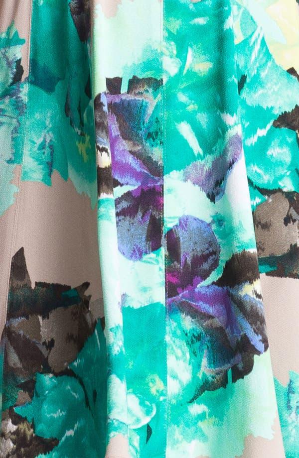 Alternate Image 3  - Alex & Ava Print Fit & Flare Dress