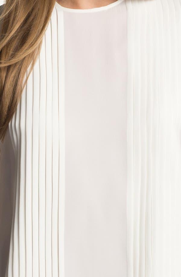 Alternate Image 3  - Theory 'Sellida' Silk Top