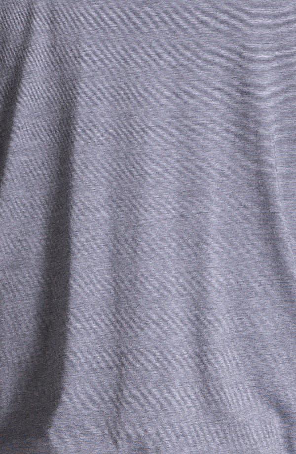 Alternate Image 3  - Daniel Buchler Pima Cotton & Modal Zip Hoodie