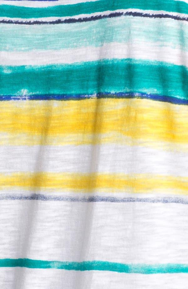 Alternate Image 3  - Lucky Brand 'Charleigh' Stripe Tee