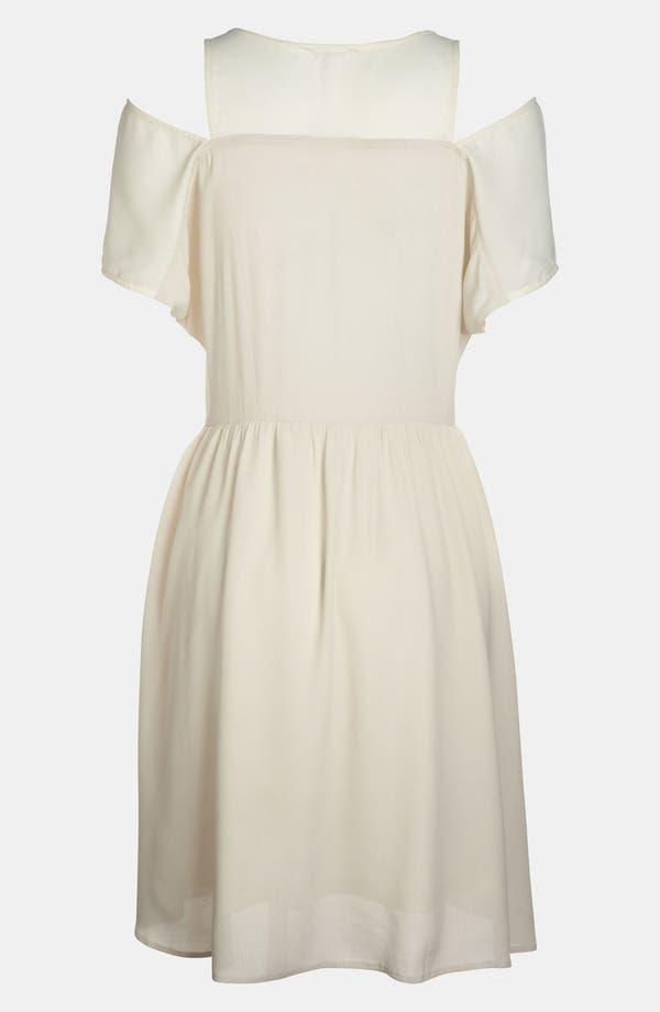 Alternate Image 2  - ASTR Cutout Shoulder Dress