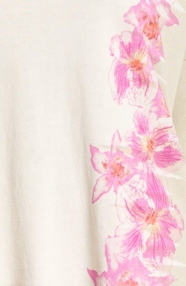 Alternate Image 3  - Lafayette 148 New York 'Opulent' Intarsia Sweater