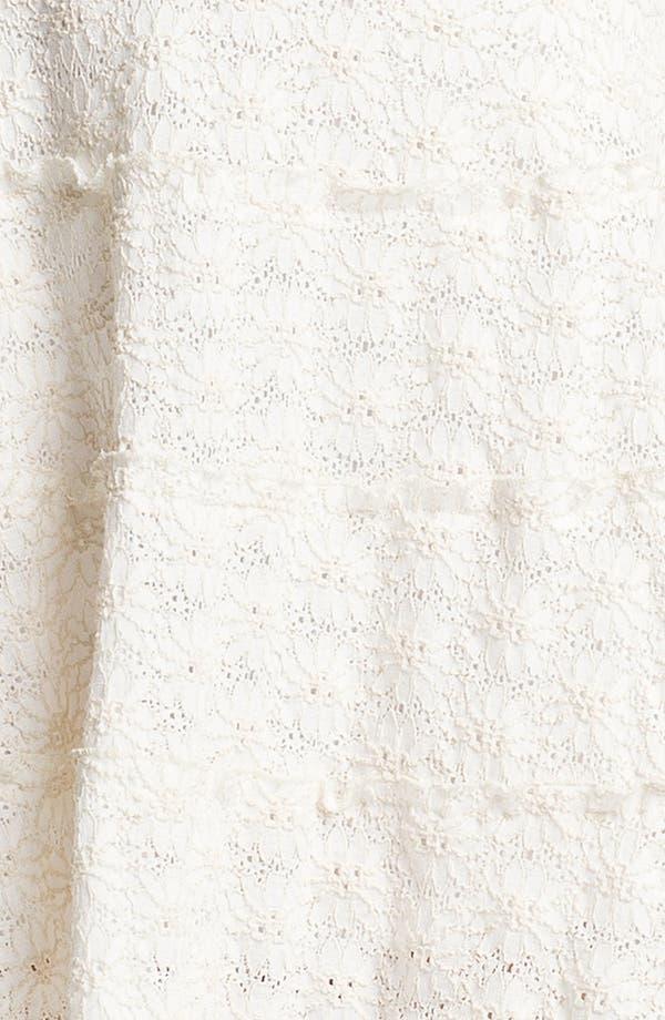 Alternate Image 3  - LABEL by five twelve Lace Drop Waist Dress