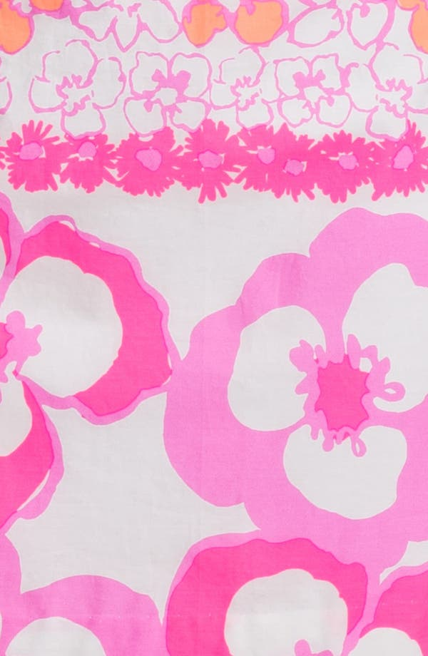 Alternate Image 3  - Lilly Pulitzer® 'Pearl' Floral Poplin Shift Dress