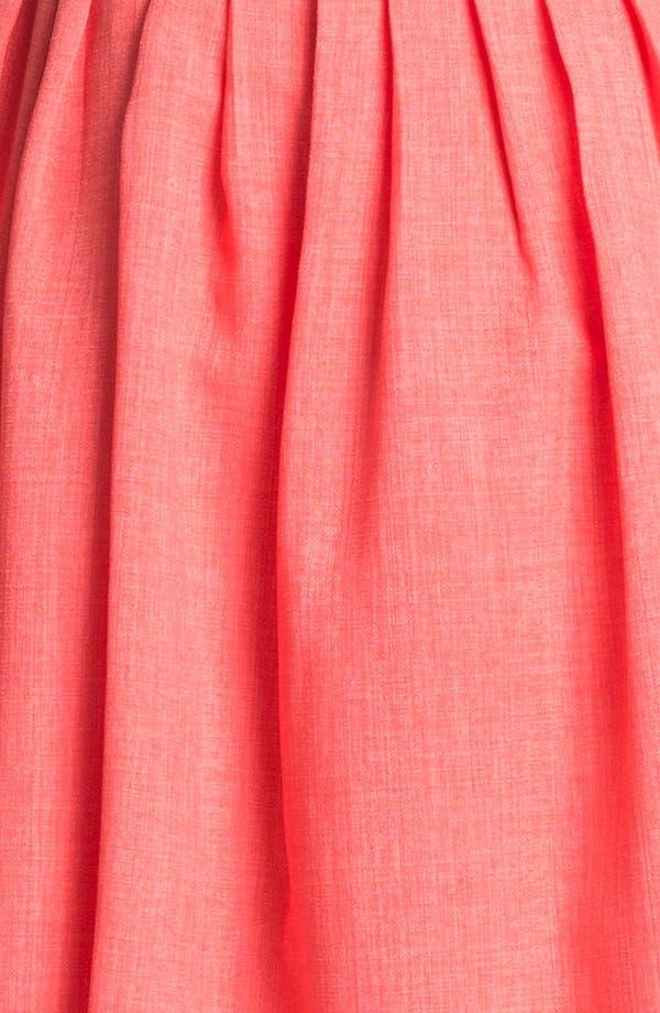 Alternate Image 3  - Ellen Tracy Pleat Fit & Flare Dress