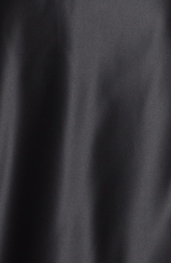 Alternate Image 3  - Tadashi Shoji Satin A-Line Skirt