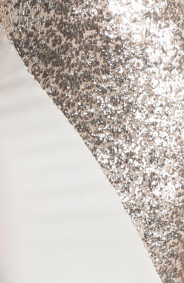 Alternate Image 3  - ERIN erin fetherston Embellished Ponte Sheath Dress