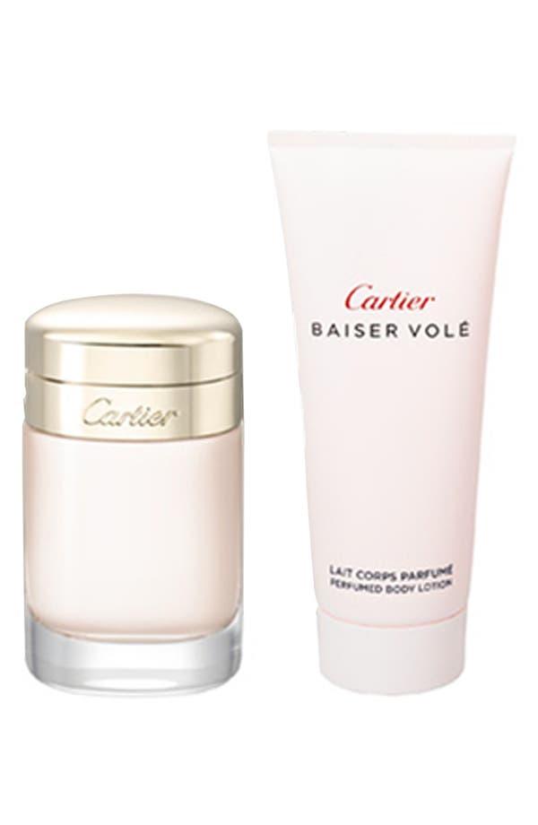 Alternate Image 2  - Cartier 'Baiser Volé' Fragrance Set ($130 Value)