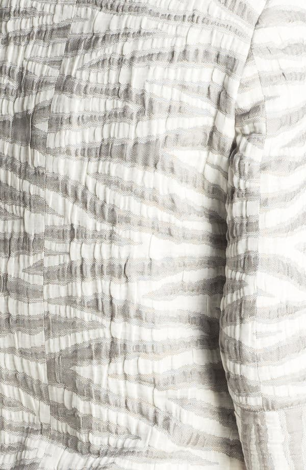 Alternate Image 3  - Zanella 'Dusty Zebra' Jacket