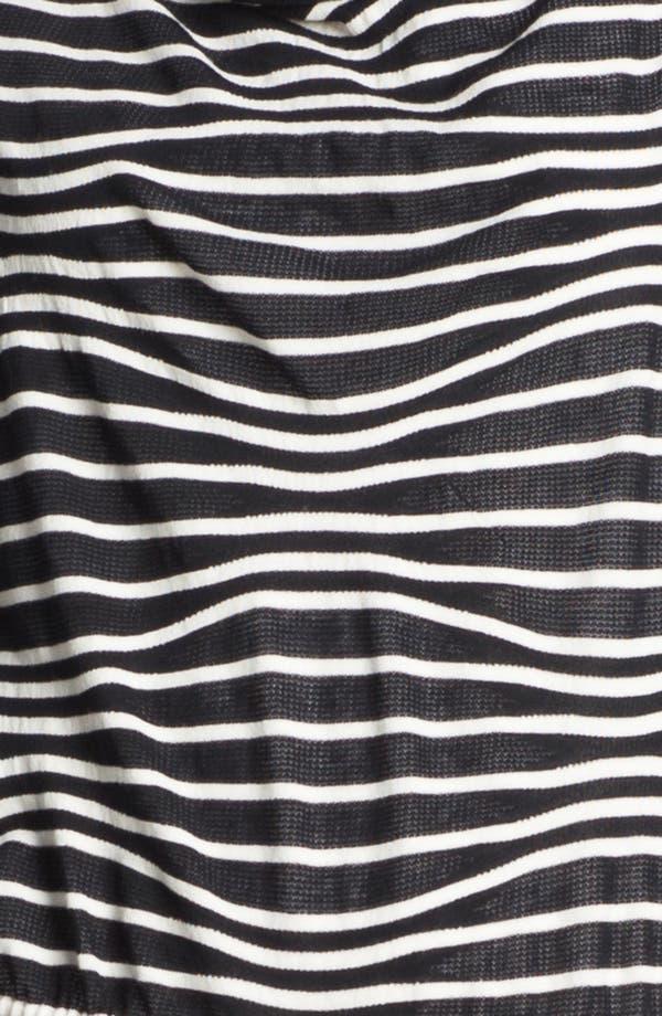Alternate Image 3  - Lafayette 148 New York Drawstring Waist Sweater