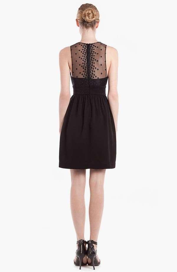 Alternate Image 2  - sandro 'Rubis' Fit & Flare Dress