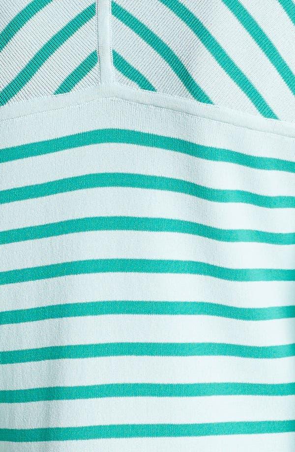 Alternate Image 3  - Tory Burch 'Poling' Stripe Sweater