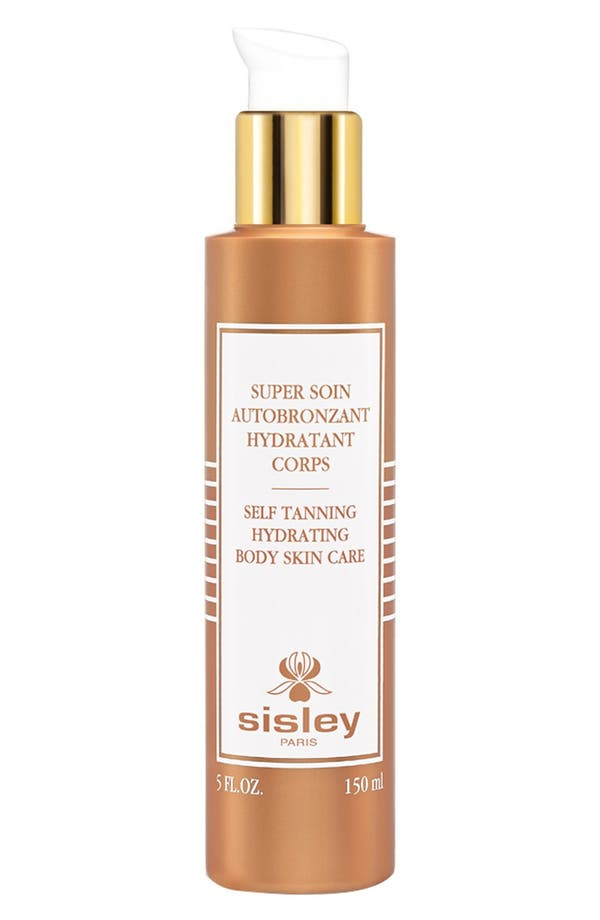 Alternate Image 1 Selected - Sisley Paris Self Tan Hydrating Body Skin Care