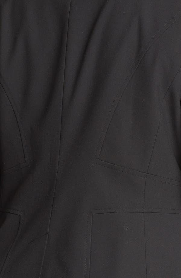 Alternate Image 3  - Sejour 'Ela' Seamed Jacket (Plus Size)