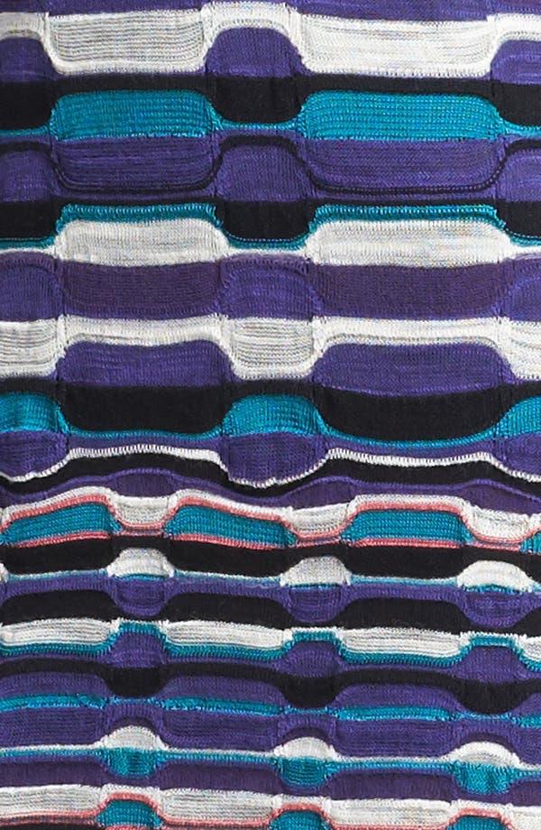 Alternate Image 3  - M Missoni Ladder Stripe Dress