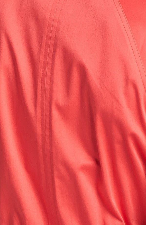 Alternate Image 3  - Ellen Tracy Front Zip Shirtdress