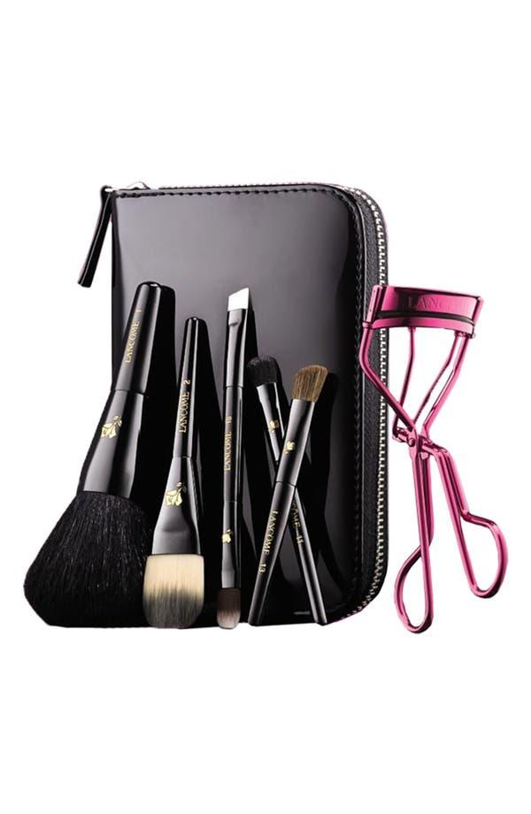 Main Image - Lancôme 'Artistry On The Go' Brush Set ($144 Value)