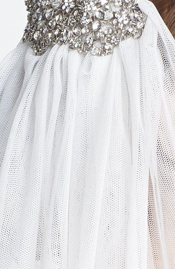 Alternate Image 2  - Tasha Crystal Veil