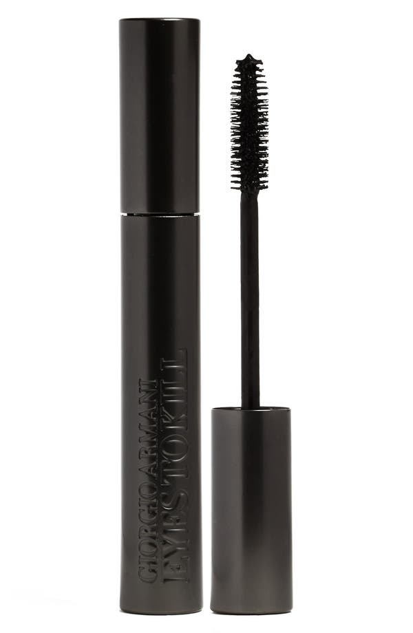 Alternate Image 1 Selected - Giorgio Armani 'Eyes to Kill' Mascara