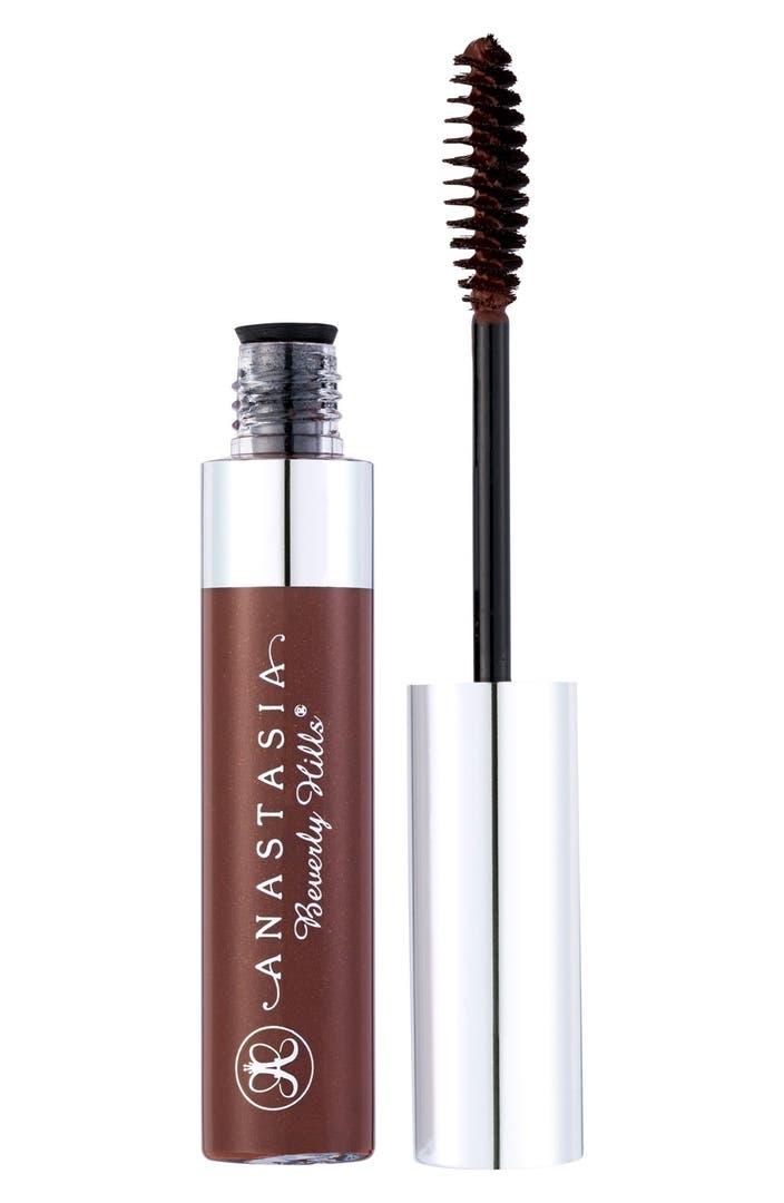 Anastasia Beverly Hills Liquid Lipstick Swatches T: Anastasia Beverly Hills Tinted Brow Gel