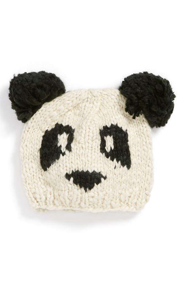 Alternate Image 1 Selected - San Diego Hat 'Panda' Hat (Girls)