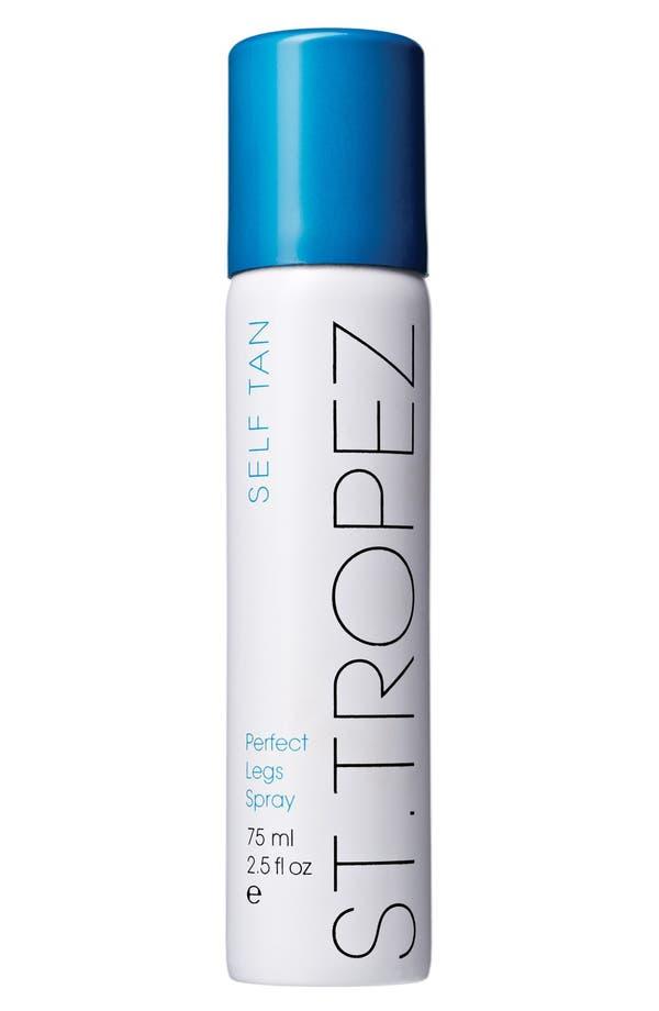 Alternate Image 1 Selected - St. Tropez Self Tan 'Perfect Legs' Spray