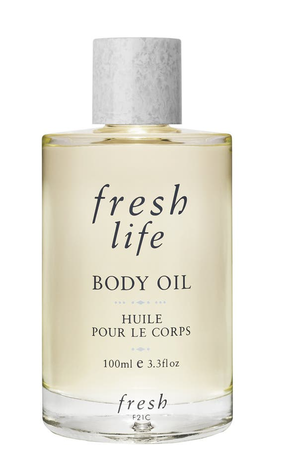 Alternate Image 1 Selected - Fresh® 'Life' Body Oil