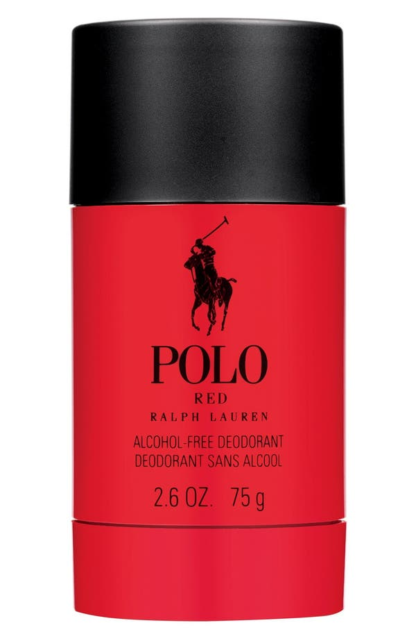 Alternate Image 1 Selected - Polo Ralph Lauren 'Polo Red' Alcohol-Free Deodorant