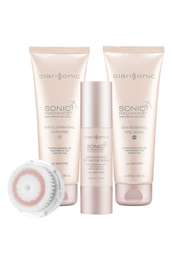 Main Image - CLARISONIC 'Sonic Radiance' Brightening Transformation Kit ($142 Value)
