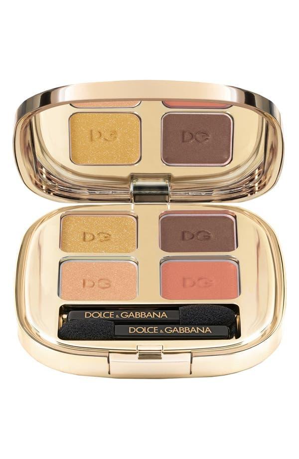 Main Image - Dolce&Gabbana Beauty Smooth Eye Color Quad