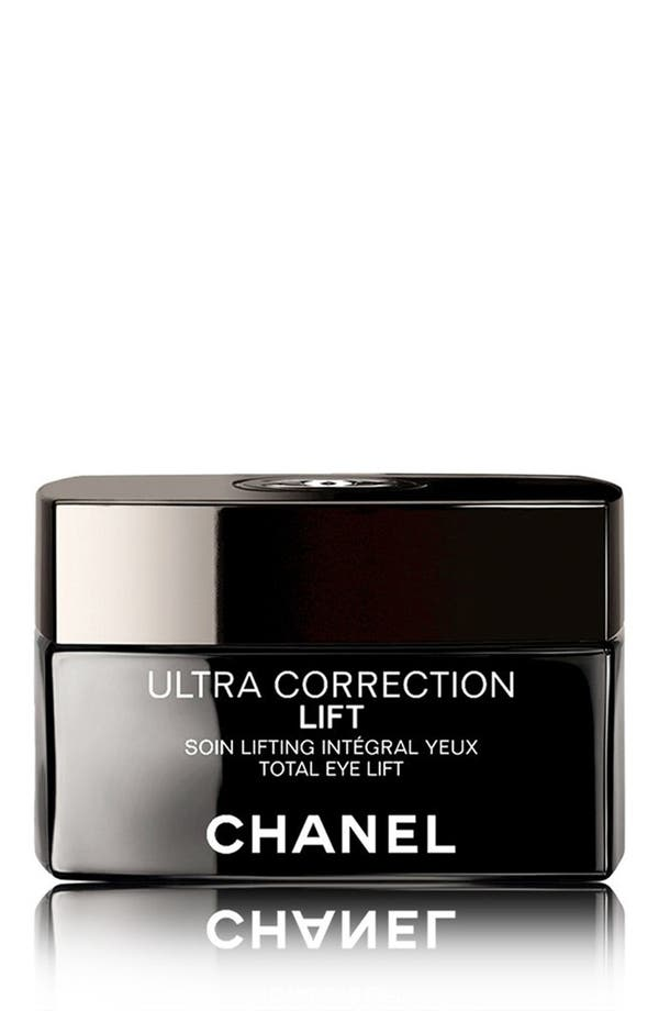 Alternate Image 1 Selected - CHANEL ULTRA CORRECTION LIFT  Total Eye Lift