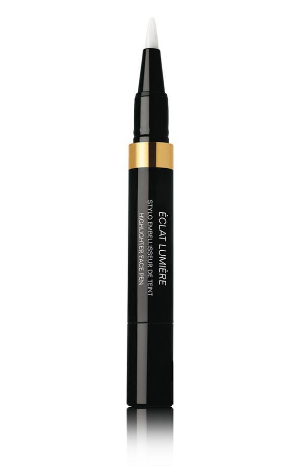 Main Image - CHANEL ÉCLAT LUMIÈRE  Highlighter Face Pen