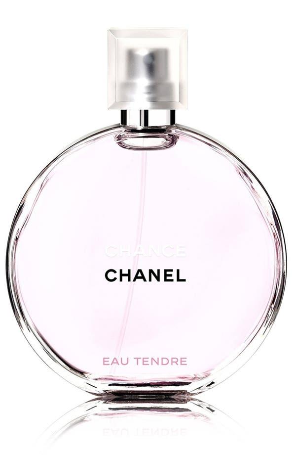 Alternate Image 1 Selected - CHANEL CHANCE EAU TENDRE  Eau de Toilette Spray