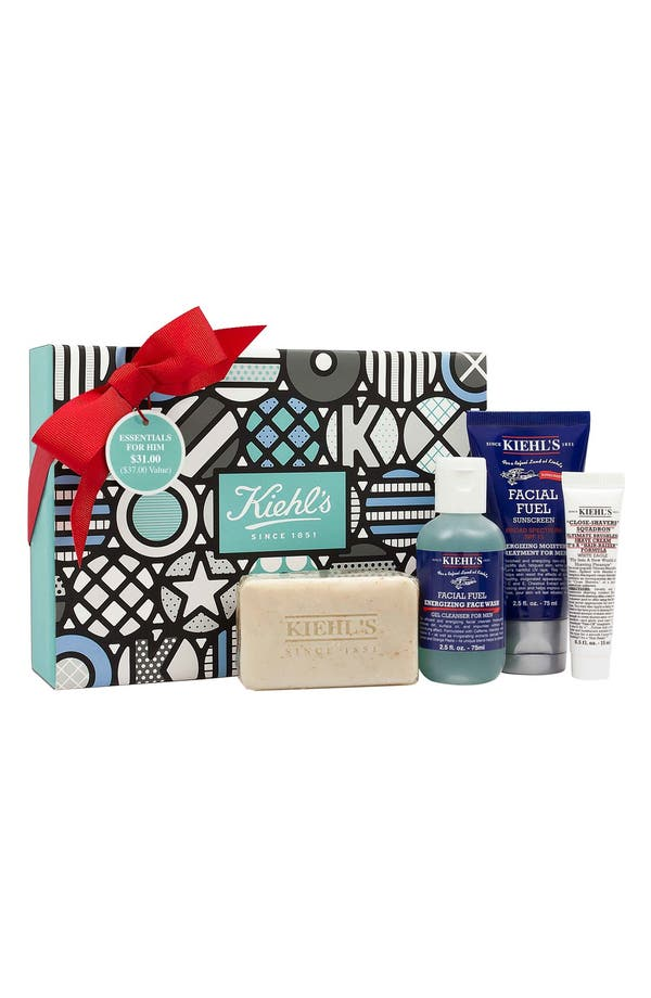 Alternate Image 1 Selected - Kiehl's Since 1851 'Essentials for Him' Set (Limited Edition) ($37 Value)