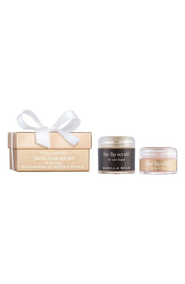 Main Image - sara happ® 'Vanilla Bean' Gift Set (Limited Edition) ($48 Value)