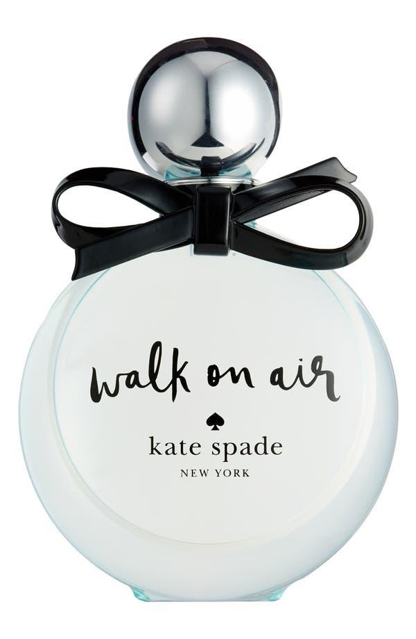 Main Image - kate spade new york 'walk on air' eau de parfum